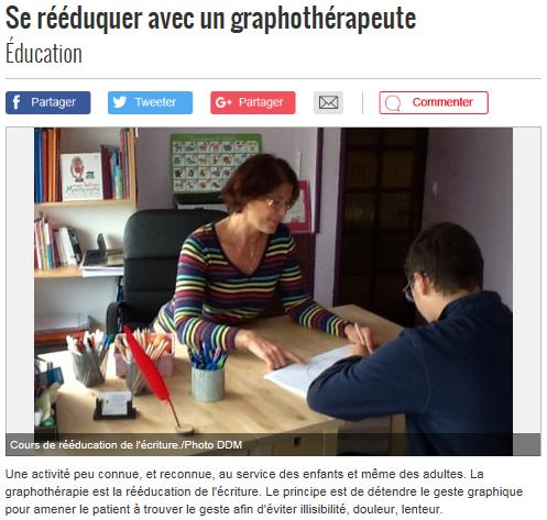 Article journal La Dépêche 2015