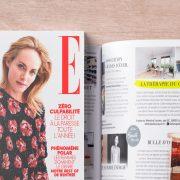 magazine Elle septembre 2018 article graphothérapie
